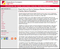 Ferris State University News Feature