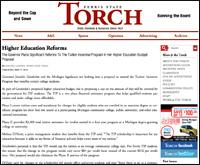 Ferris State University Torch