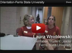 Ferris State University Orientation