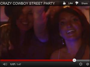 Jackson MI Crazy Cowboy