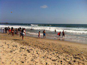 Venice Beach - West Coast Ocean