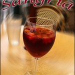 Sangria from Luigi's in Huntington Beach