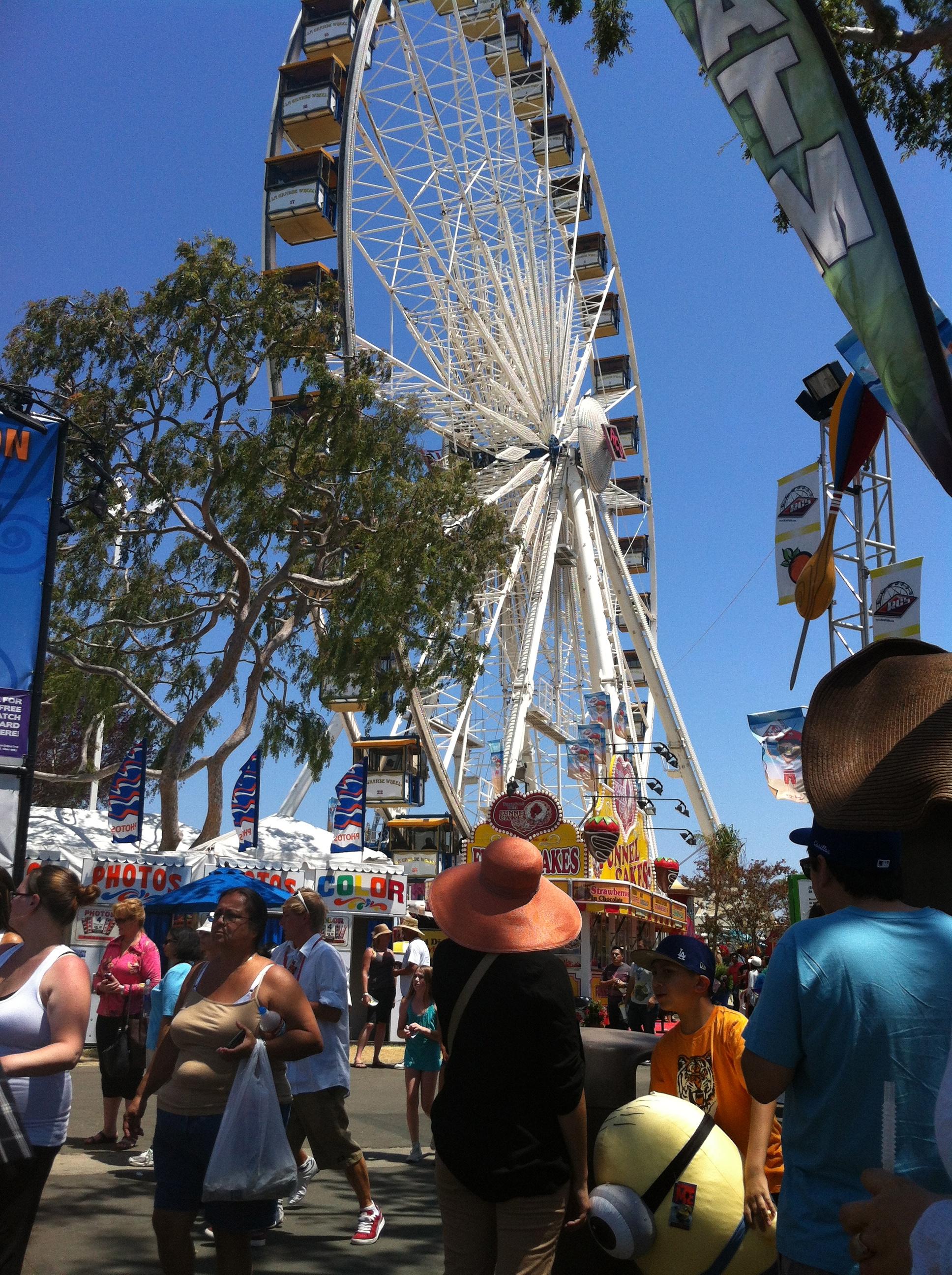 THE OC Fair - Orange County - Costa Mesa