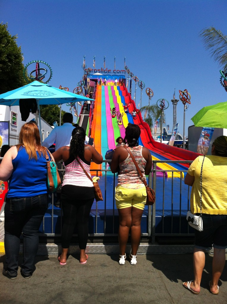 OC Fair in Costa Mesa, California