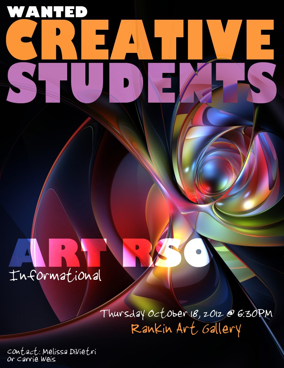 Creative People Student Organization