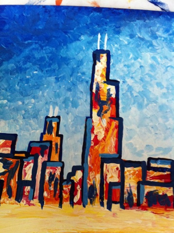 Chicago Abstract Art