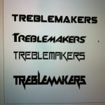 Treblemakers Graphic Design