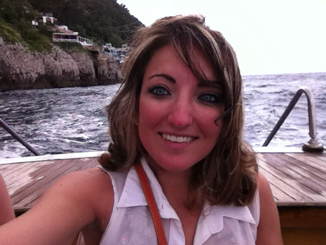 Melissa DiVietri Study Abroad