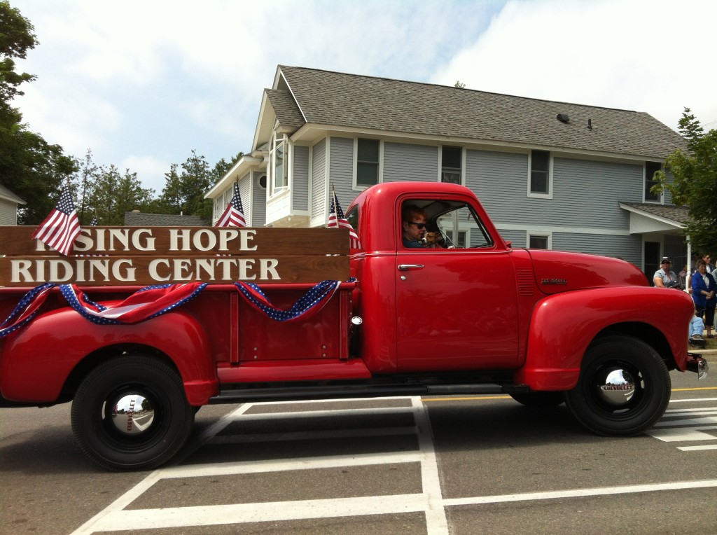 Harbor Springs Parade - Dancing