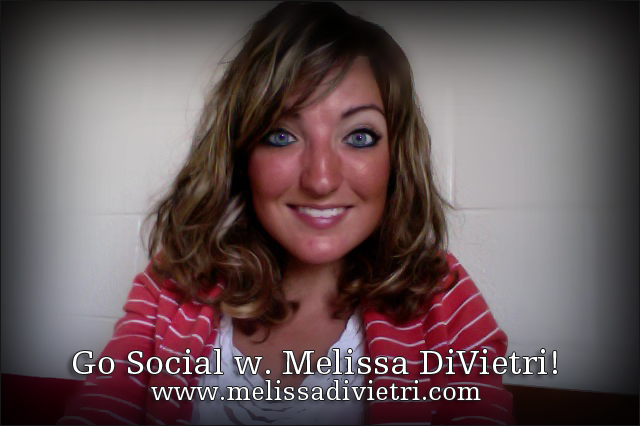 Social Media with Melissa DiVietri