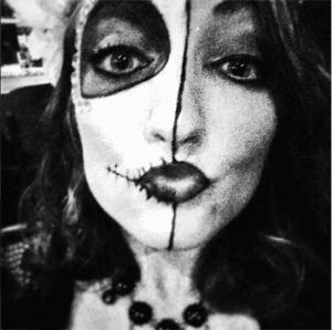Melissa DiVietri Halloween