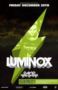 Luminox Elektricity