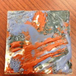 Encaustic Wax Painting