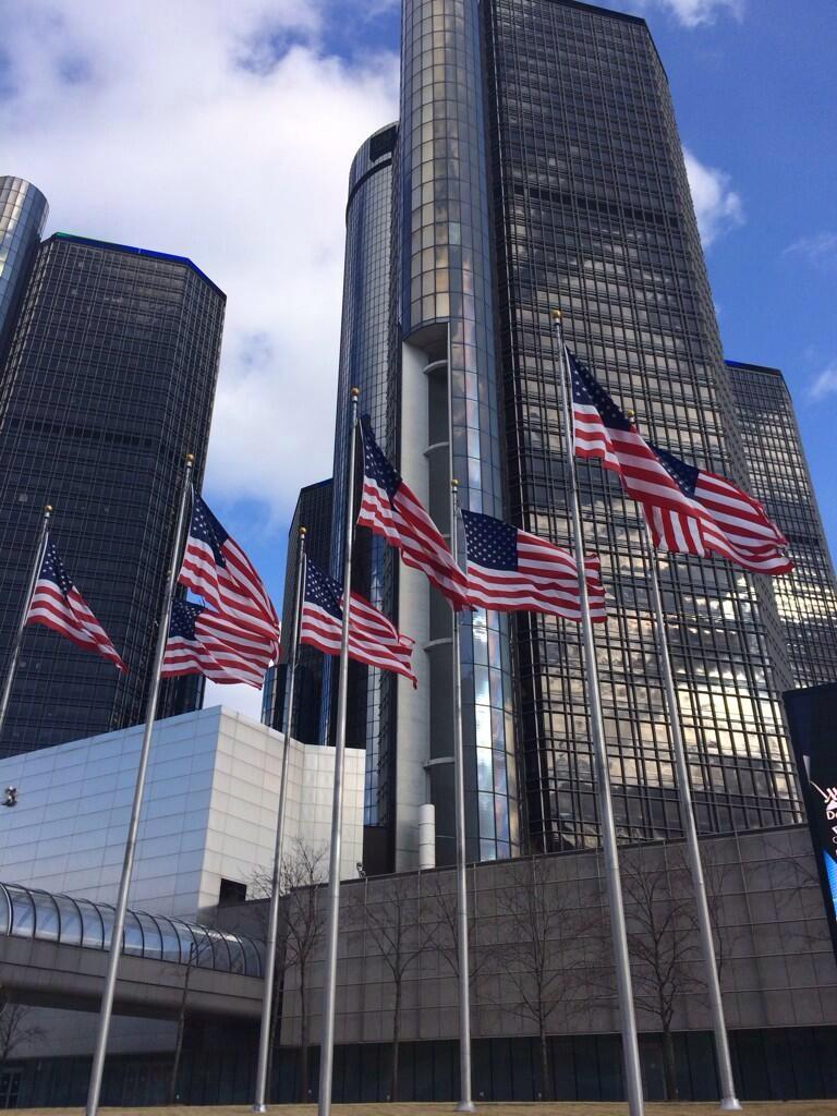Happy Memorial Day - Detroit