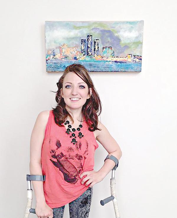 Melissa DiVietri ArtPrize