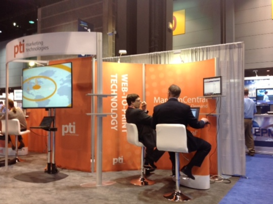 PTI Marketing Technologies - software, page composition, software & variable data printing. @MarcomCentral #graphexpo Visit booth #448 www.marcom.com