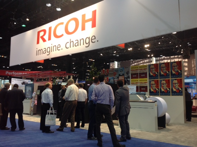 Ricoh - Booth 1931