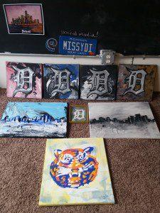 Detroit Artwork