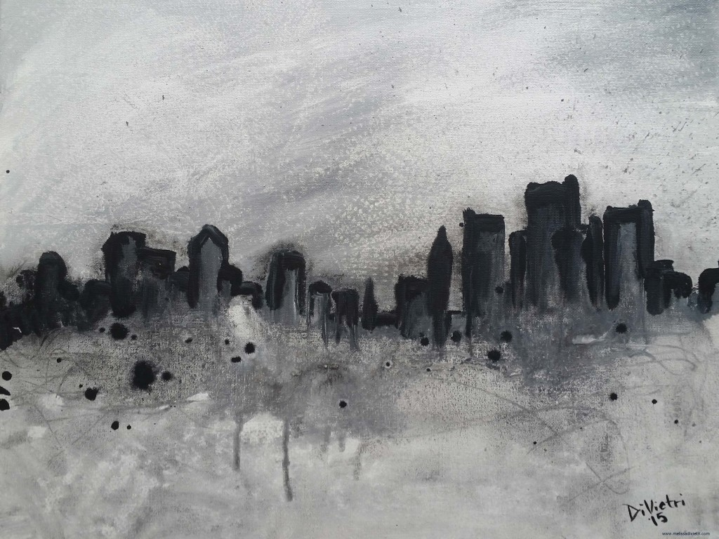 Abstract Cityscapes Melissa Divietri