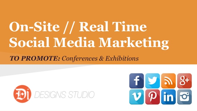 Social Media Marketing for Conferences