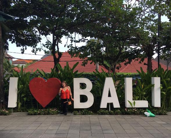 Melissa DiVietri Bali