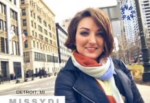 DETROIT Melissa DiVietri