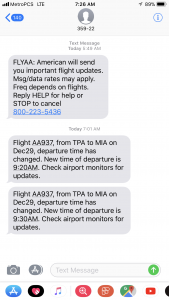 travel delay tips