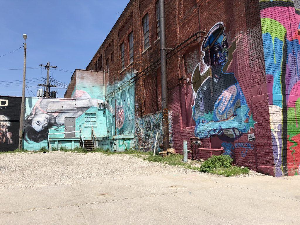 eastern market artist detroit