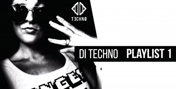 di techno - playlist