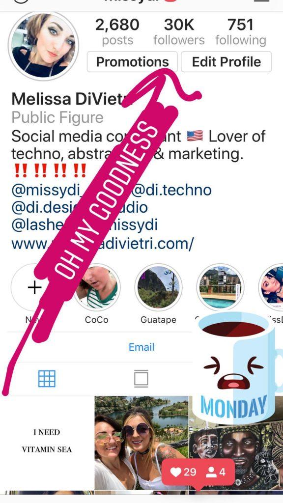 life of missydi - social media