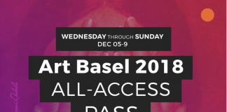 art basel techno events