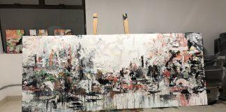 melissa divietri medellin painting