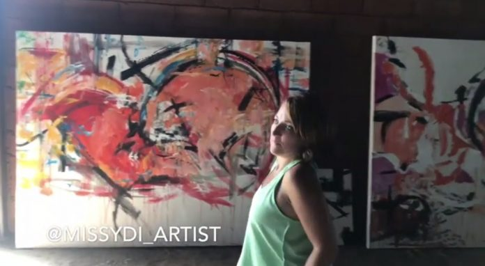 Art Exhibit in Bali