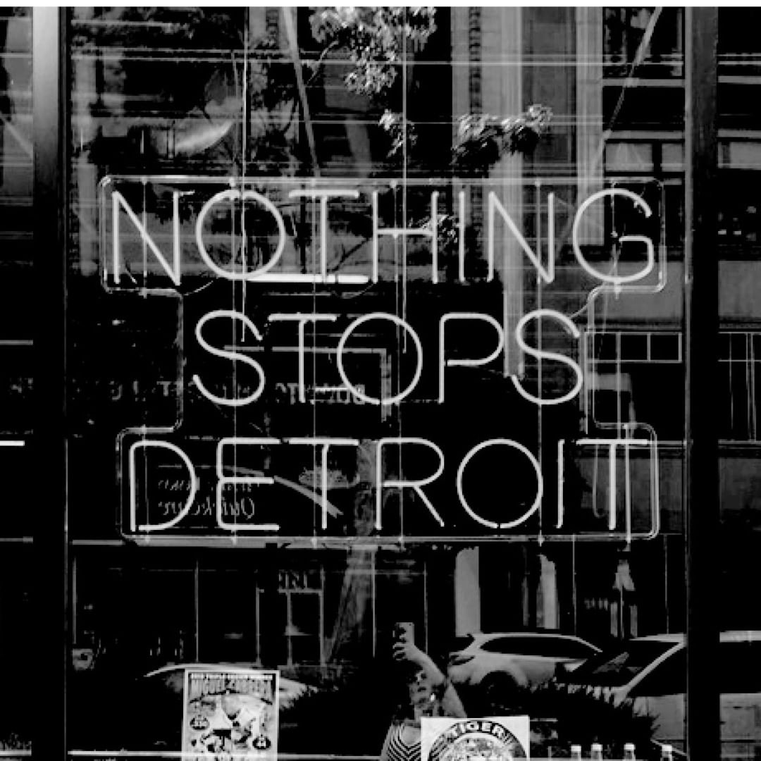 Back to the homebase Detroit