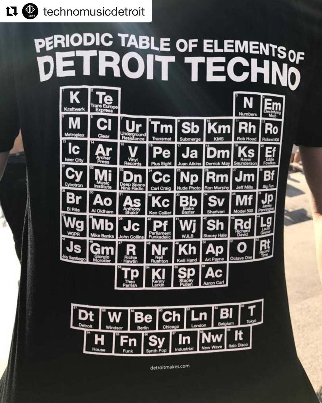 detroit techno music