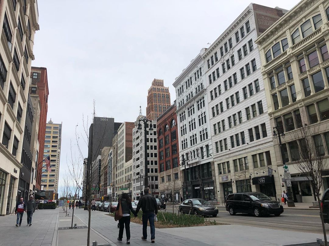 Living in Detroit