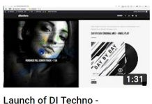 Launch of DI Techno