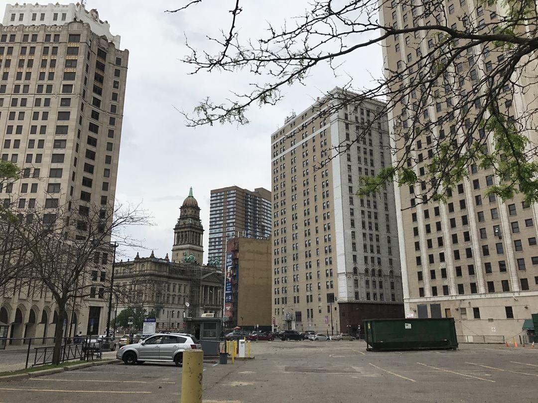 about Detroit