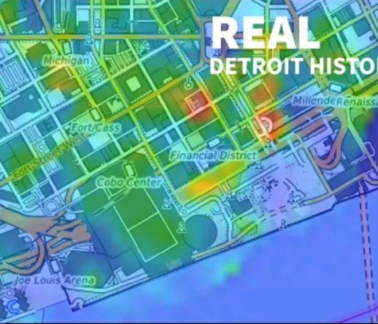 Lost City of Detroit