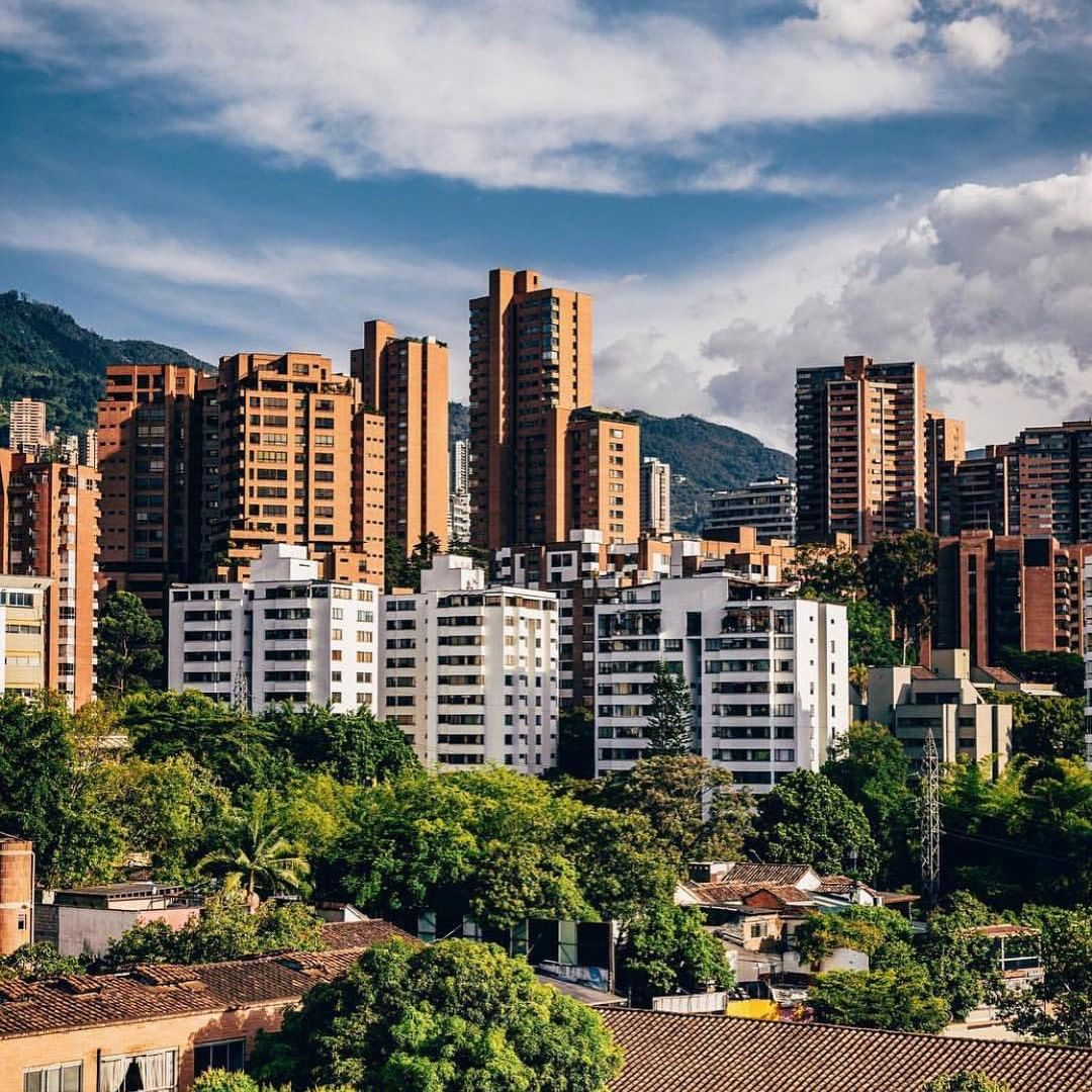 Life in Medellin, Colombia