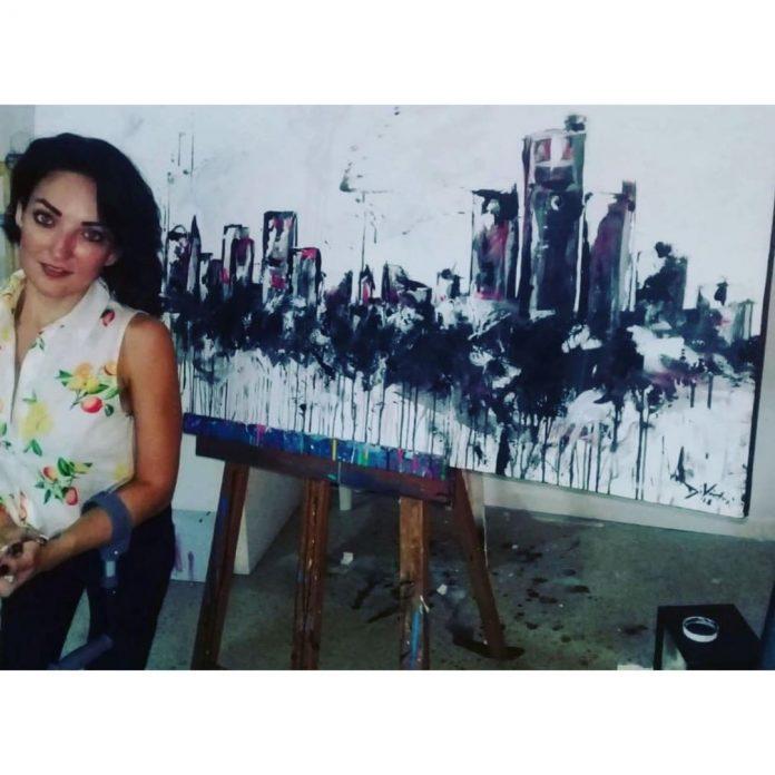artist Melissa DiVietri