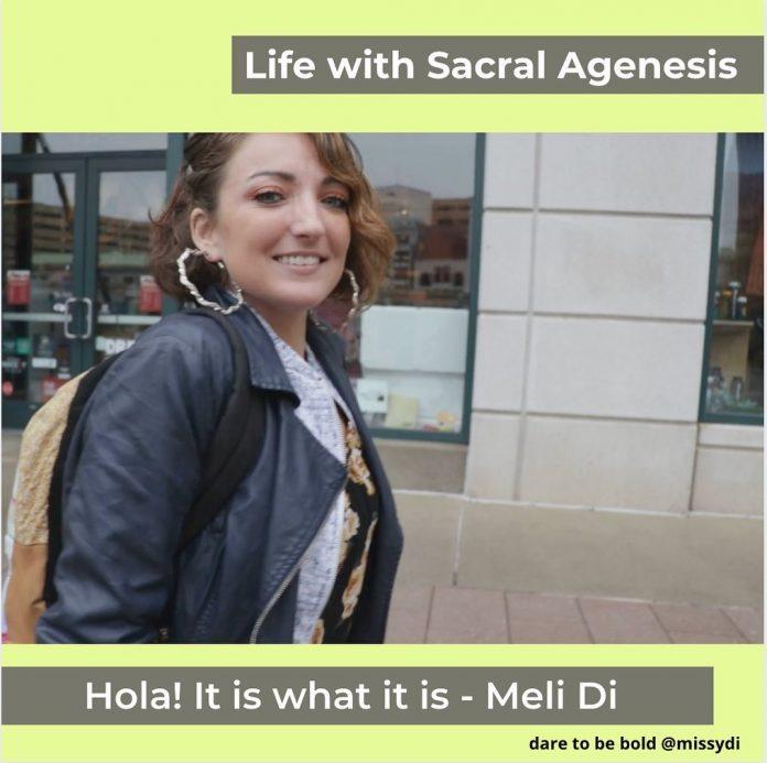 sacral agenesis