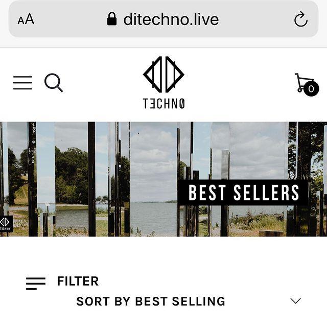 shopping from Di Techno