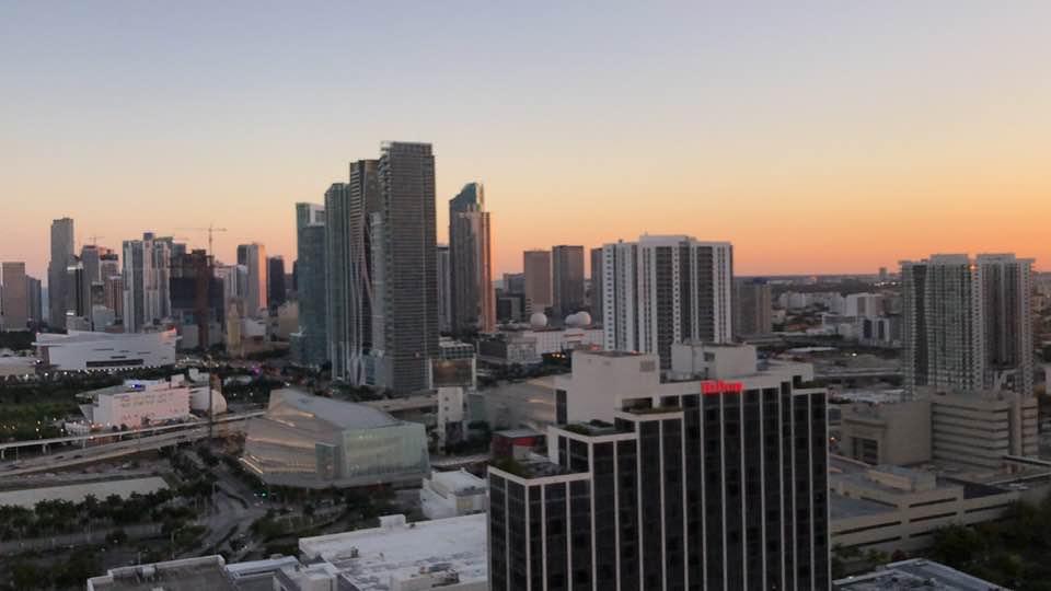 Miami land