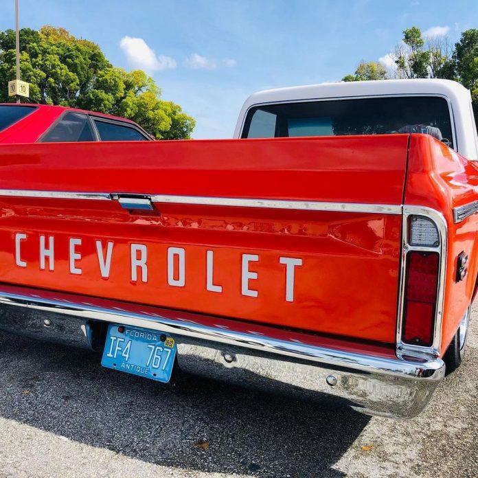 Miami Car Show
