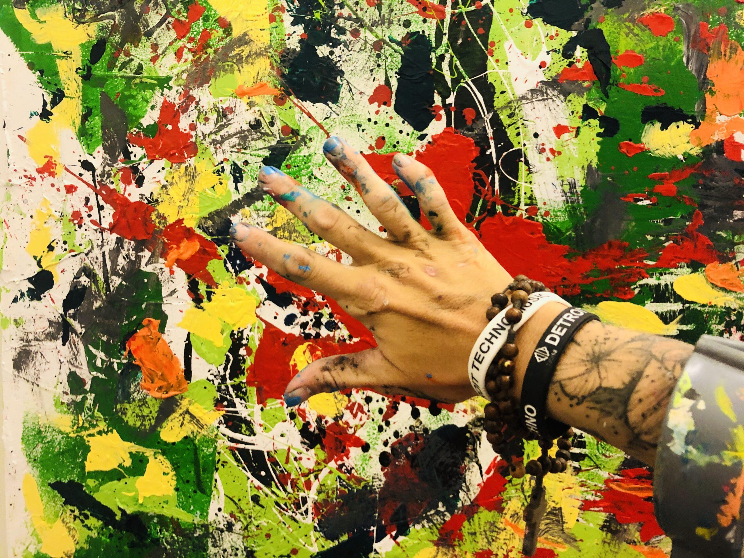 melissa divietri abstract art