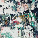 free abstract art background